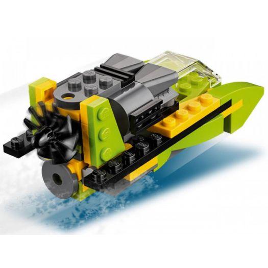 Конструктор LEGO Creator Пригоди на вертольоті (31092)замовити