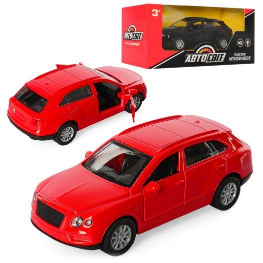Машинка АвтоСвіт металева інерційна (AS-2082)замовити