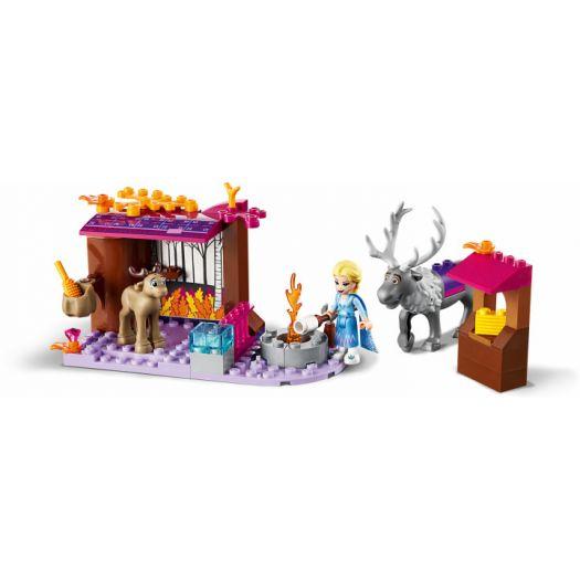 Конструктор LEGO Disney Princess. Пригодницький фургон Ельзи (41166)купити
