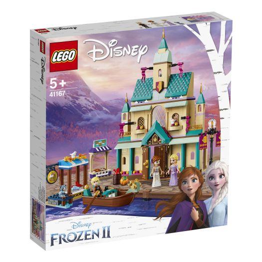 Конструктор LEGO Disney Princess Замкове селище Ерендель (41167)купити