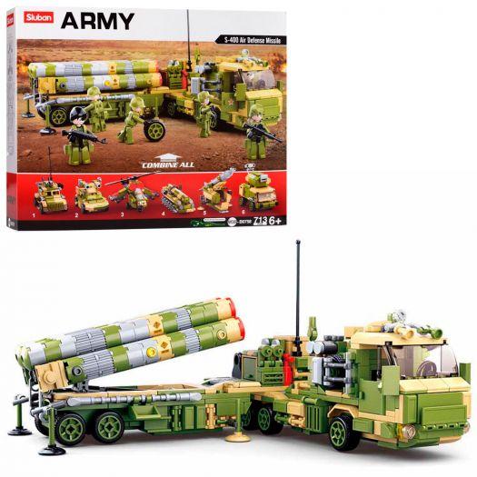 Конструктор SLUBAN Army Військова техніка (M38-B0758)замовити