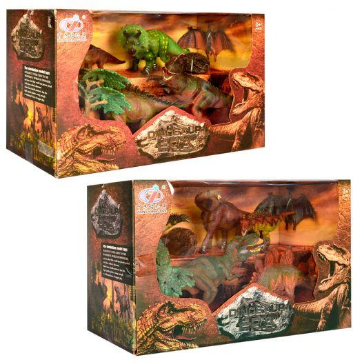 Ігровий набір  ZJT Динозавр в асорт.(Q9899-200)купити