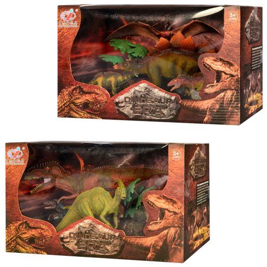 Ігровий набір  ZJT Динозавр в асорт.(Q9899-203)в Україні