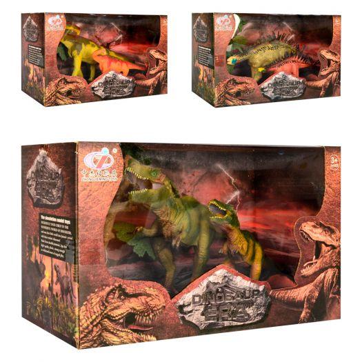 Ігровий набір  ZJT Динозавр в асорт.(Q9899-204)в Україні