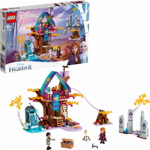 Конструктор LEGO Disney Princess Зачарований будиночок на дереві (41164)купити