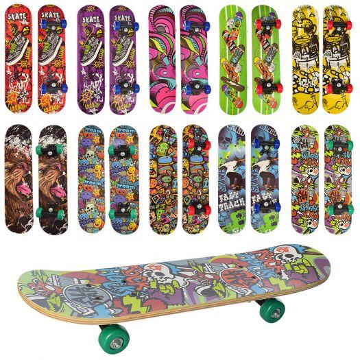 Скейт Profi в асортименті (MS 0324-4)купити