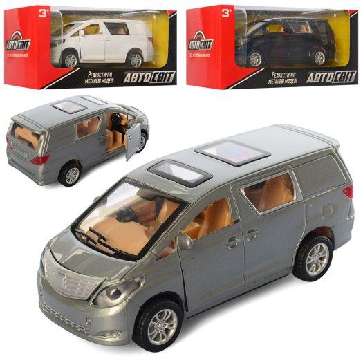 Машинка АвтоСвіт інерційна металева в асорт. (AS-2253)замовити