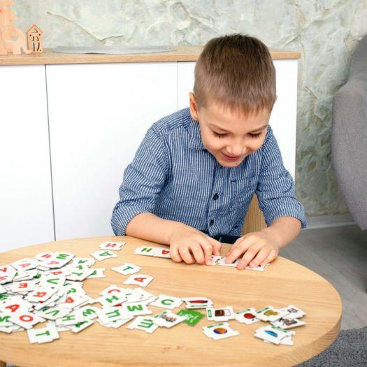 Гра настільна Vladi Toys 44 Кота Склади слово (VT5202-16)в Україні