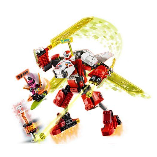 Конструктор LEGO Ninjago Робот-літак Кая (71707)замовити