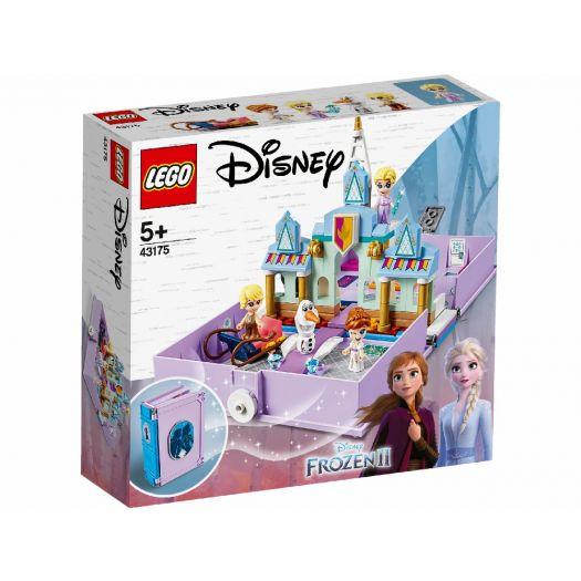 Конструктор LEGO Disney Princess Книга пригод Анни та Ельзи (43175)в Україні