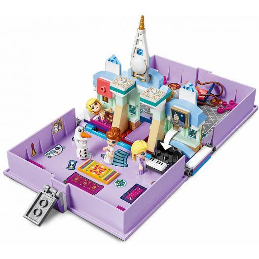 Конструктор LEGO Disney Princess Книга пригод Анни та Ельзи (43175)купити