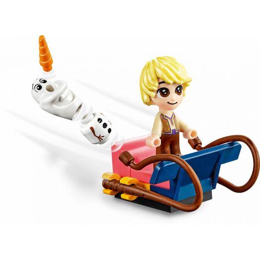 Конструктор LEGO Disney Princess Книга пригод Анни та Ельзи (43175)замовити
