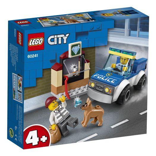 Конструктор LEGO City Поліцейській загін із собакою (60241)замовити
