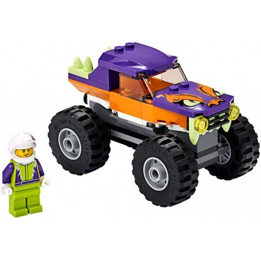 Конструктор LEGO City Вантажівка-монстр (60251)замовити