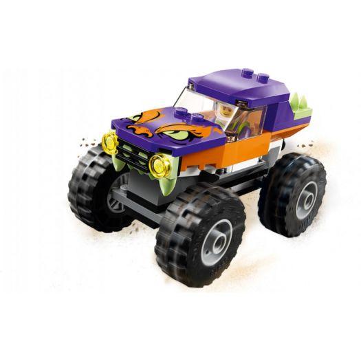 Конструктор LEGO City Вантажівка-монстр (60251)купити