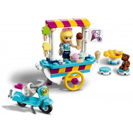 Конструктор LEGO Friends Ятка з морозивом (41389)купити
