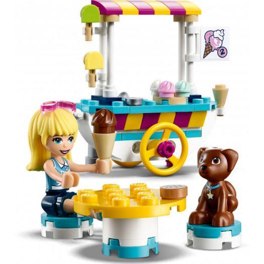 Конструктор LEGO Friends Ятка з морозивом (41389)замовити