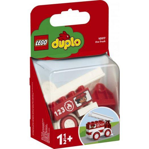 Конструктор LEGO Duplo Пожежна машина (10917)замовити