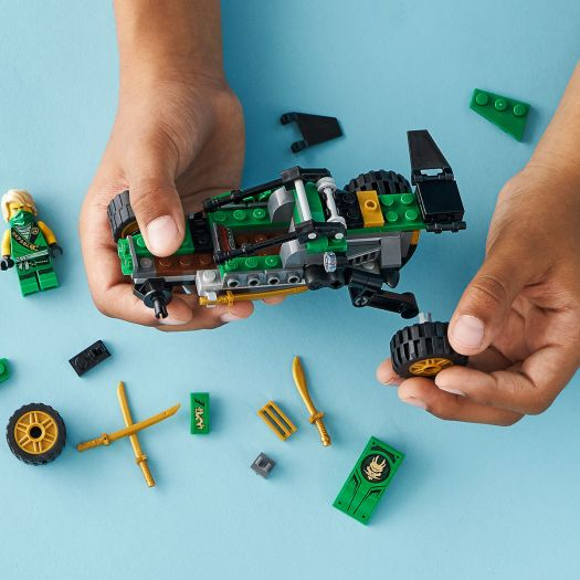 Конструктор LEGO Ninjago Тропічний позашляховик (71700)замовити