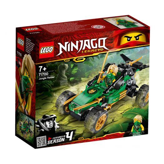 Конструктор LEGO Ninjago Тропічний позашляховик (71700)купити