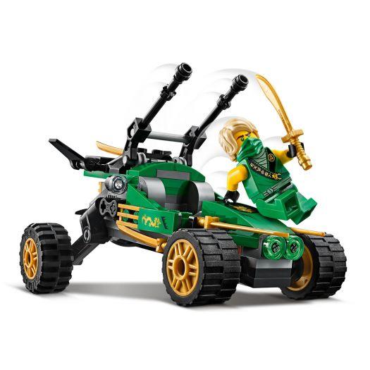 Конструктор LEGO Ninjago Тропічний позашляховик (71700)в Україні