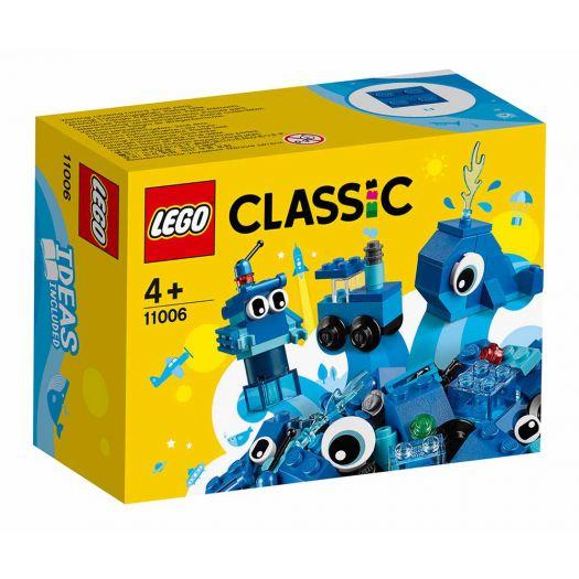 Конструктор LEGO Classic Синій набір для конструювання (11006)замовити