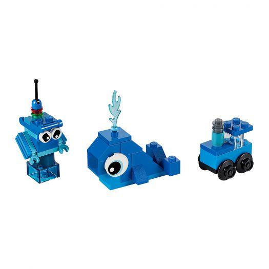 Конструктор LEGO Classic Синій набір для конструювання (11006)в Україні