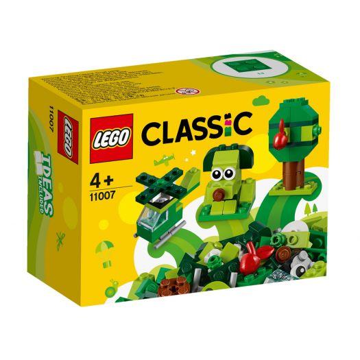 Конструктор LEGO Classic Зелений набір для конструювання (11007)в Україні