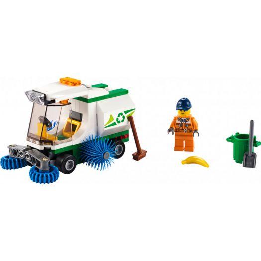 Конструктор LEGO City Машина для очищення вулиць (60249)замовити