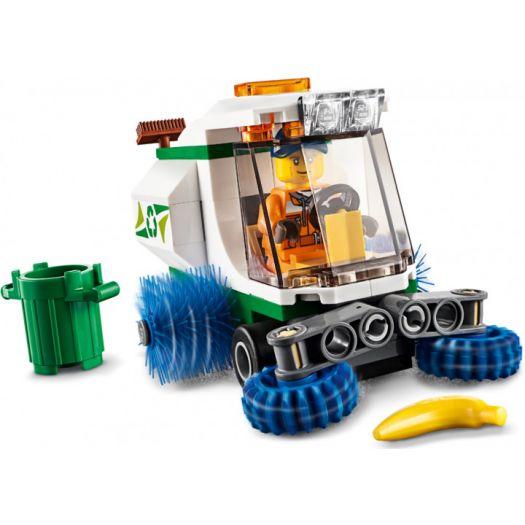 Конструктор LEGO City Машина для очищення вулиць (60249)купити