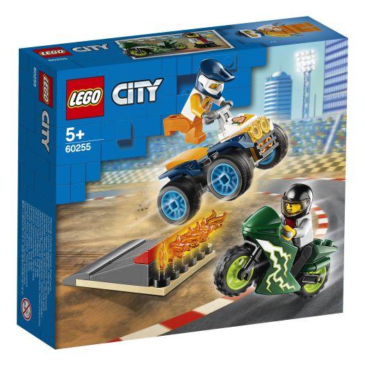 Конструктор LEGO City Каскадери (60255)купити
