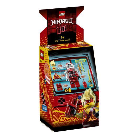 Конструктор LEGO Ninjago Аватар Кая - ігровий автомат (71714)купити