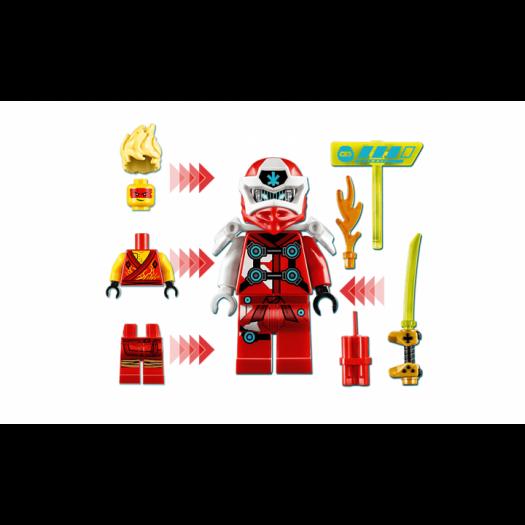 Конструктор LEGO Ninjago Аватар Кая - ігровий автомат (71714)замовити