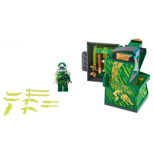 Конструктор LEGO Ninjago Аватар Ллойда - ігровий автомат (71716)купити