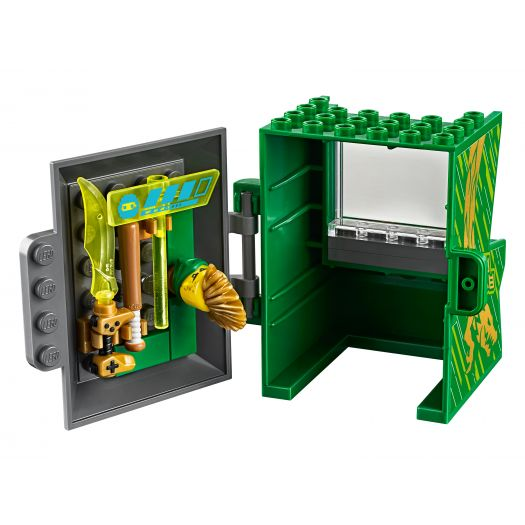 Конструктор LEGO Ninjago Аватар Ллойда - ігровий автомат (71716)в Україні