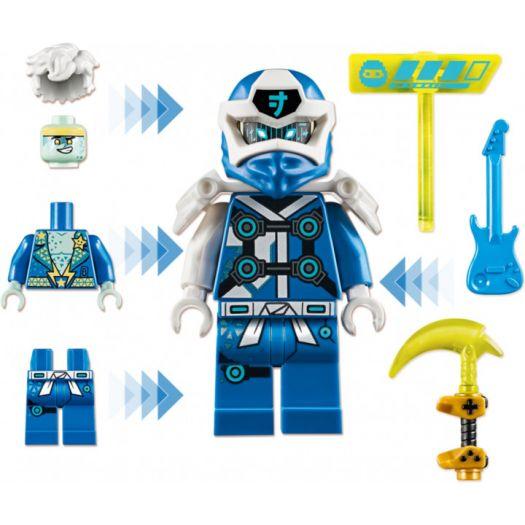 Конструктор LEGO Ninjago Аватар Джея - ігровий автомат (71715)замовити