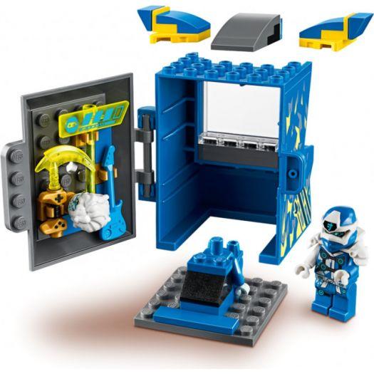 Конструктор LEGO Ninjago Аватар Джея - ігровий автомат (71715)купити