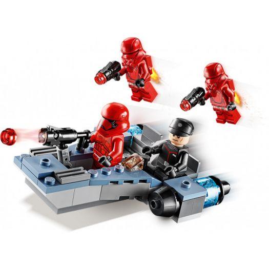 Конструктор LEGO Star Wars Бойовий набір штурмовики ситхів (75266)купити