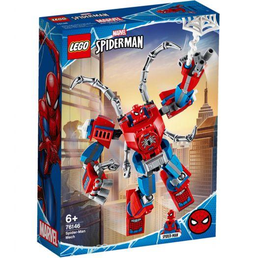 Конструктор LEGO Super Heroes Робокостюм Людини-Паука (76146)замовити