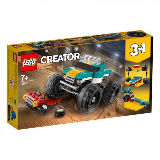 Конструктор LEGO Creator Вантажівка-монстр (31101)замовити