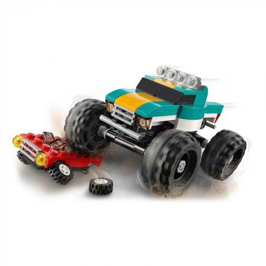 Конструктор LEGO Creator Вантажівка-монстр (31101)купити