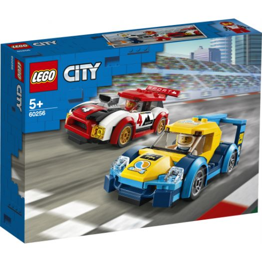 Конструктор LEGO City Гоночні автомобiлі (60256)в Україні