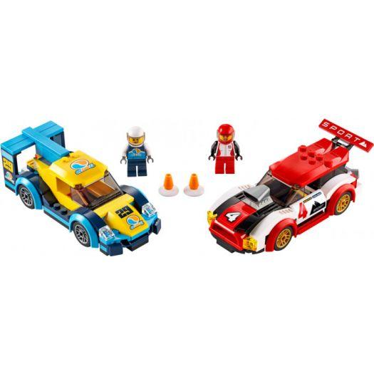 Конструктор LEGO City Гоночні автомобiлі (60256)купити