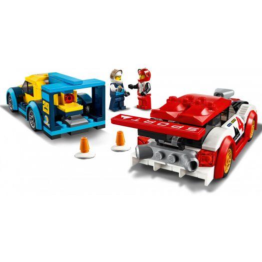 Конструктор LEGO City Гоночні автомобiлі (60256)замовити