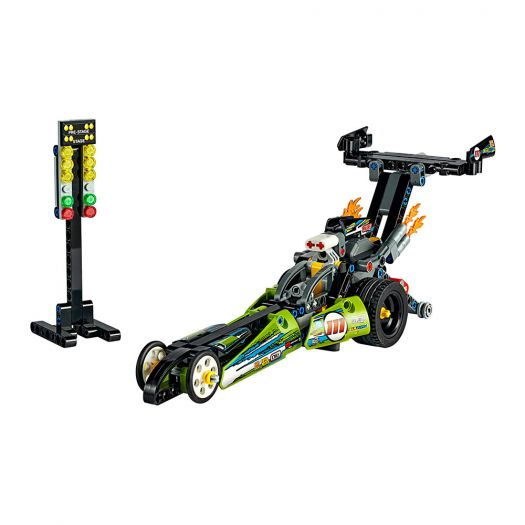 Конструктор LEGO Technic Драгстер (42103)купити