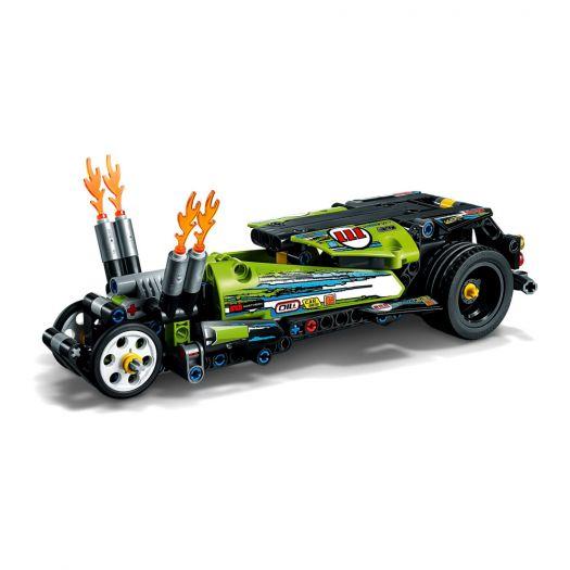 Конструктор LEGO Technic Драгстер (42103)замовити