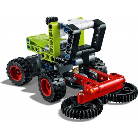 Конструктор LEGO Technic Mini CLAAS XERION 2в1 (42102)в Україні