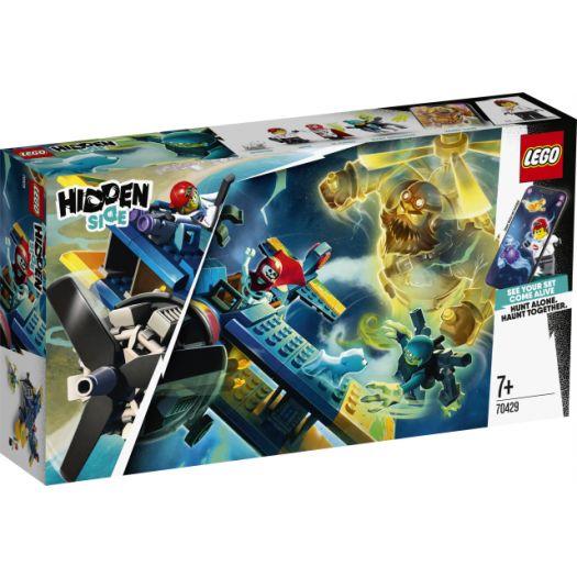 Конструктор LEGO Hidden Side Літак вищого пілотажу Ель Фуего (70429)замовити