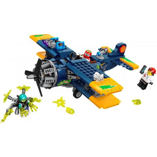 Конструктор LEGO Hidden Side Літак вищого пілотажу Ель Фуего (70429)в Україні