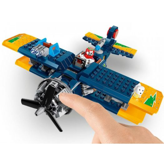 Конструктор LEGO Hidden Side Літак вищого пілотажу Ель Фуего (70429)купити